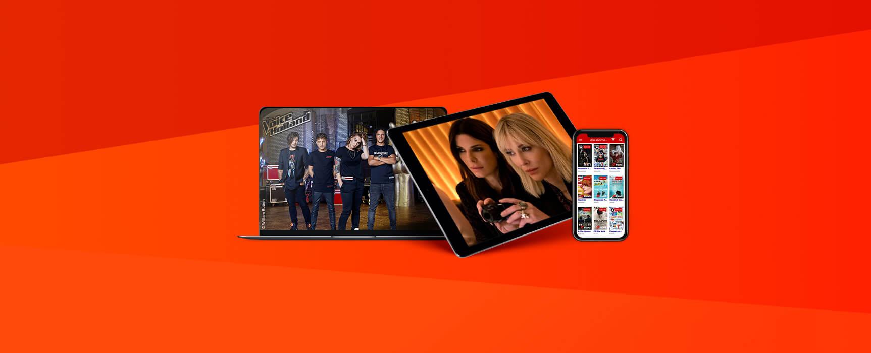 Tv-kijken op je tablet met de Canal Digitaal TV App   Canal Digitaal