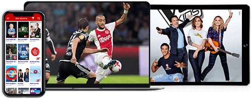 Verschillende devices iphone tablet laptop