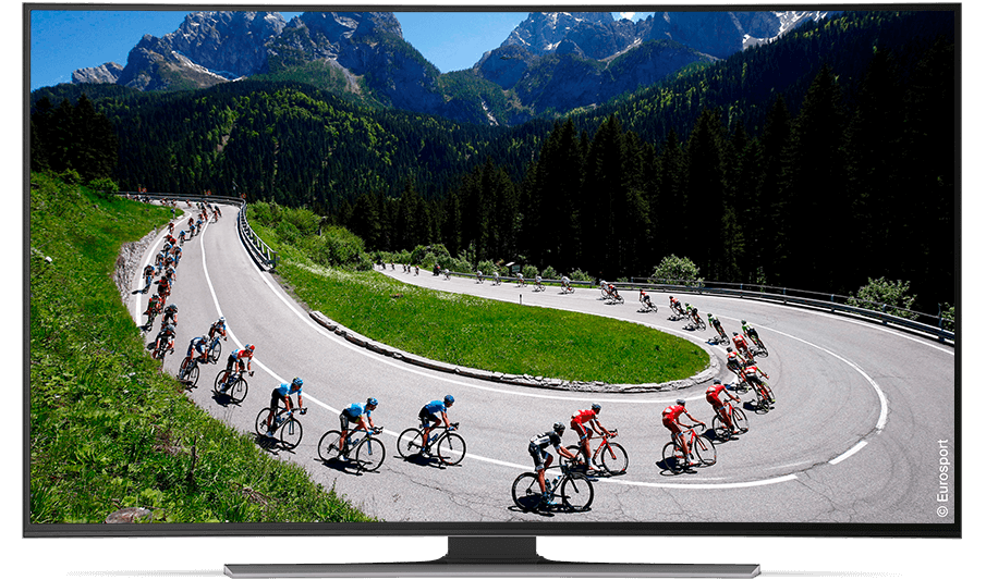 Wielrennen op tv kijken